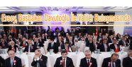 Ersoy Davutoğlu ile Birlikte Valiler Buluşmasına...