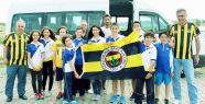 Fenerbahçeli sporcular Sinop'ta