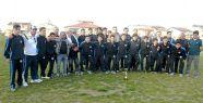 Gerze Belediye Spor U16 Takımı Şampiyon...