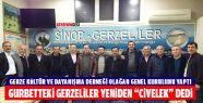 Gerze Kültür ve Yardımlaşma Derneği...