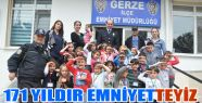 Gerze'de Polis Haftası Kutlamaları