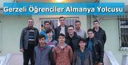 Gerzeli Öğrenciler Almanya Yolcusu