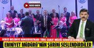Gerzeli Sanatçılar, Sinop Emniyet Müdürü'nün...