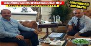 Gerzeninsesi'nden Ankara ziyareti
