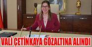 Görevden Alınan Sinop Valisi Yasemin Özata...