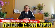 Halk Bankası Gerze Şubesi'ne Yeni Müdür...