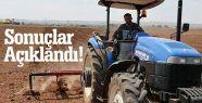 Hibe Almaya Hak Kazanan Çiftçiler Belli...