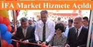 İFA Market Gerze Şubesini Açtı