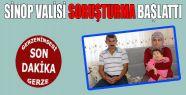 İpek Ailesinin İsyanına Sinop Valisi Duyarsız Kalmadı