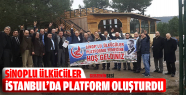 """""""İstanbul Sinoplu Ülkücüler Platformu""""..."""