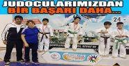 Judoculardan bir başarı daha...