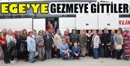 Kadın Kolları Gezi Düzenledi