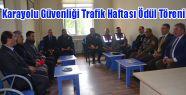Karayolu Trafik Haftası Töreni Düzenlendi