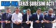 KarePen 2. Şubesini Gerze'de açtı