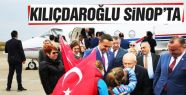 Kemal Kılıçdaroğlu Sinop'ta...