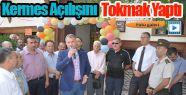 Kermes Açılışını Sinop Milletvekili...