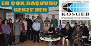 KOSGEB Sinop İl Müdüründen Girişimcilere...