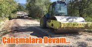 Köy Yolları Asfaltlama Çalışmaları...