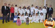 'Küçükler Judo İl Birinciliği' Müsabakaları...