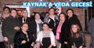Kursiyerleri Veda Programı Düzenledi