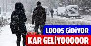 Lodos Gidiyor Kar Geliyor