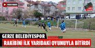 Maç Sonucu, Gerze Belediye Spor-3 Sinop...