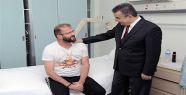 Mardin Dargeçit'te Yaralanan Sinop'lu Polis...