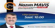 Maviş Kanal 24'te Konuşacak