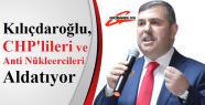 "Maviş: ""Kılıçdaroğlu, CHP'lileri..."