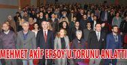 Mehmet Akif'in Torunu Argon, Dedesini...