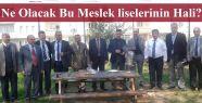 Meslek Lisesi Müdürleri Toplandı
