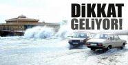 Meteoroloji'den Sinop için fırtına uyarısı!