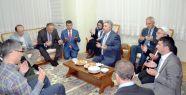 MGK Genel Sekreteri, Sinop'ta