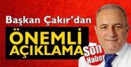 MHP İl Başkanı Çakır'dan birlik beraberlik...