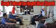 Milletvekili Cengiz Tokmak'tan Hayırlı Olsun Ziyareti