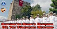 Mustafa Kemal Atatürk'ün Sinop'a Gelişinin...
