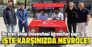 """""""Navrolet""""i Sinop Üniversitesi Öğrencileri..."""