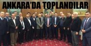 Nazım Maviş Ankara'da Partililer ile Buluştu