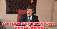 Orhan Sertkaya'ya Yeni Görev...