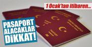 Pasaport İşlemlerini Nüfus Müdürlüğü...