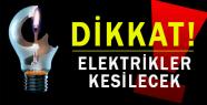 Programlı Elektrik Kesintisi