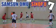 Samsun OMÜ Sinop'u 7