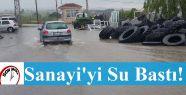 Sanayi'yi Su Bastı