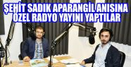 Şehit Aparagil ve Tüm Şehitlerimiz Radyo...