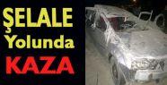 Şelale Yolunda Kaza:5 Yaralı