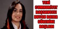 Sinop Cumhuriyet Başsavcısı Duygu Bayar...