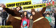 Sinop Kestanesi İstanbul'u Fethetti