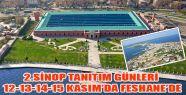Sinop Tanıtım Günleri Tarihleri Belli...