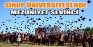 Sinop Üniversitesi Mezunlarını Verdi