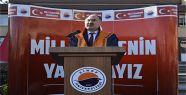 Sinop Üniversitesi Milli İradenin Yanında